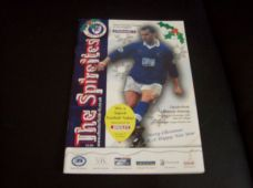 Chesterfield v Oldham Athletic, 2002/03